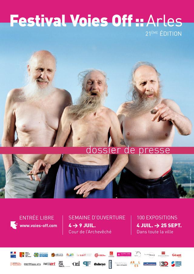 Saudade Festival voies off d'Arles 2016