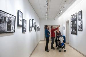 vernissage Exposition Saudade a Gobelins Ecole de l Image