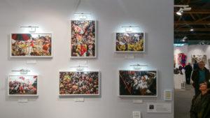 Les caisses américaines et les lumières autonomes agrémentent les photos du Carnaval de Dunkerque de Vincent AGLIETTI