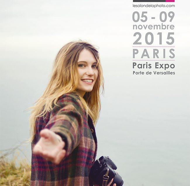 Affiche salon de la photo 2015