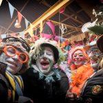 Voilà l'ambiance de ce carnaval, des gens prêts à vous sourire et vous chambrer gentiment. C'est le carnaval de Dunkerque...