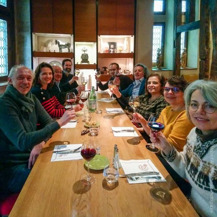 De Guimaraes à Dijon un jumelage en images