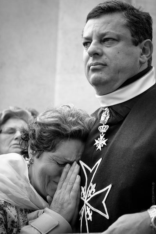 Consolation. Des moments marquants de la procession de Saint Antoine.